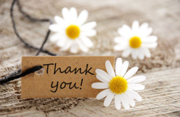 Sentirsi bene grazie alla gratitudine
