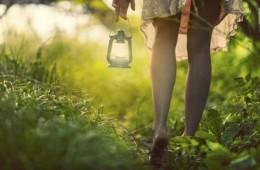 Katia P. : camminare significa vivere