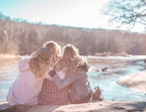 Ode all'amicizia femminile – Se non ci fossero le amiche a coccolarci un po'…